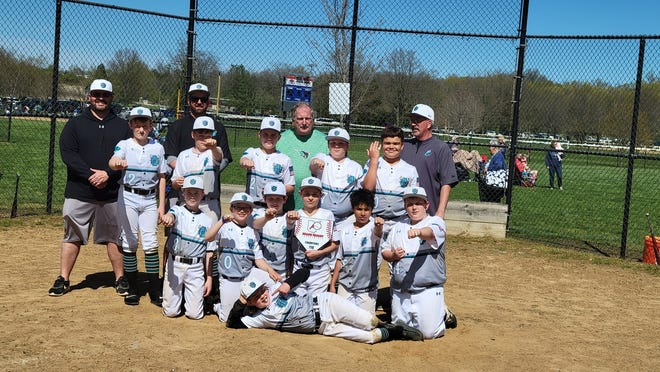 The 11U Ohio Bison finished 4-0 to win the Rings in the Spring in Springboro.