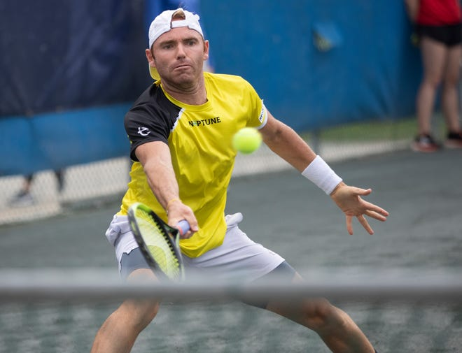The finals of the Tallahassee Tennis Challenger is set for Sunday.