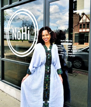 Guest chef Nardos Street and her Bereka Kitchen will be featured this weekend at Akron's NoHi Pop-up.