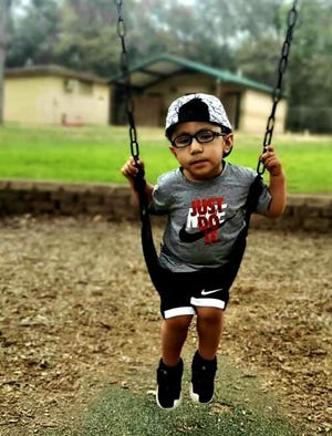 Meet 3-year-old Alexis, who is seeking to become part of his forever family, who can care for his daily needs as, he grows to adulthood.