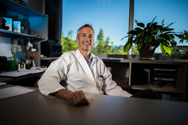 Dr. Eric Belin de Chantemele, an associate professor of medicine at Medical College of Georgia at Augusta University, recently received a $2.6 million grant from the National Institutes of Health.