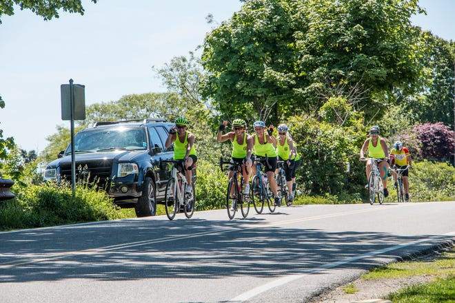 Challenge yourself to the 2021 Tour de Barnstable. Ride close to home or even on a stationary bike.