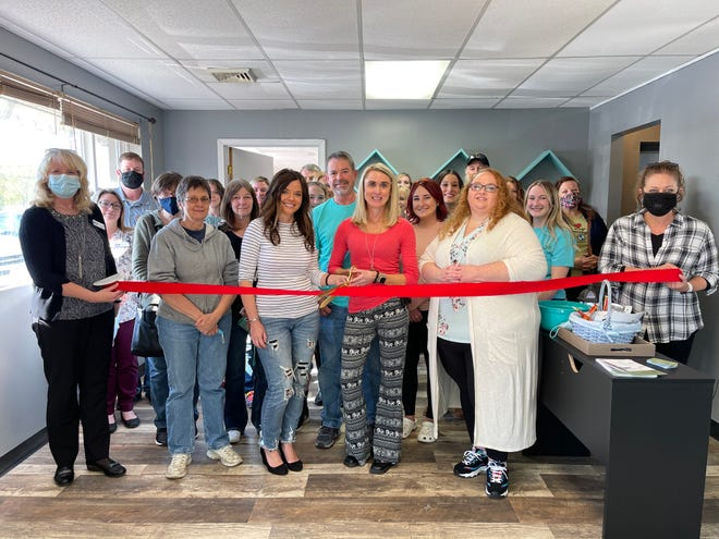 The Canton Area Chamber of Commerce recently held a ribbon cutting in Lewistown at TLC Health & Wellness, 807 S. Main Street in Lewistown.