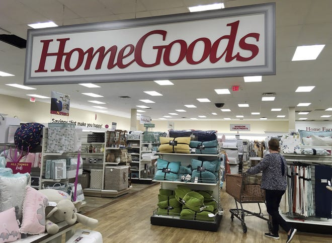 HomeGoods received a tax break Monday to open a 1 million-square-foot distribution center in Obetz.