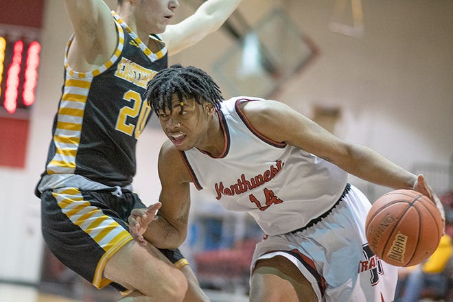 Jerome Mabry averaged 13.6 points per game for Northwest College this season.