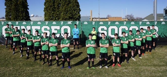 Geneseo Boys' Soccer captures WB 6 title.