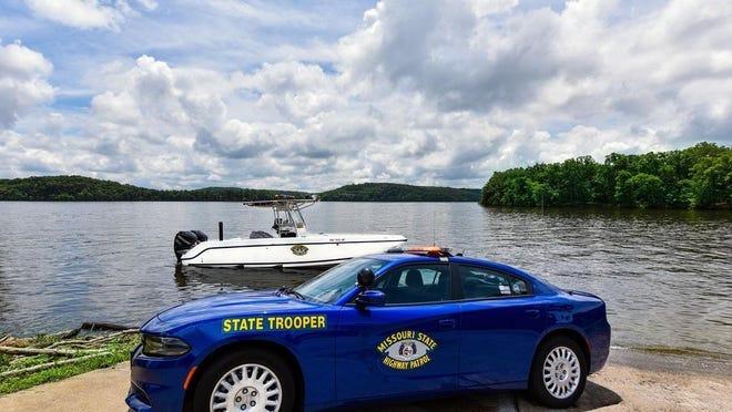 MSHP water patrol.