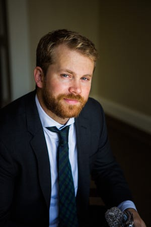 Mickey Meyer, president of Group Nine Studios, is a Clinton native.