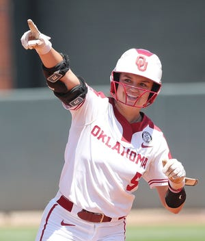 Taylon Snow transferred to OU after being at Auburn, but she is also an alumni of the Batbuster program.