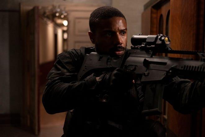 "Michael B. Jordan stars in ""Without Remorse."""