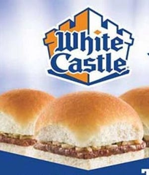 White Castle Burgers can be bought at the grocery store now but they started in immaculate white restaurants in the Midwest.
