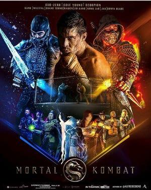 """Mortal Kombat"""