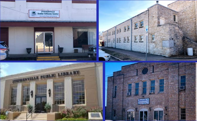 Proposition A, if passed, would allow for a new combined use facility for Stephenville's library, senior center and parks and recreation facility.