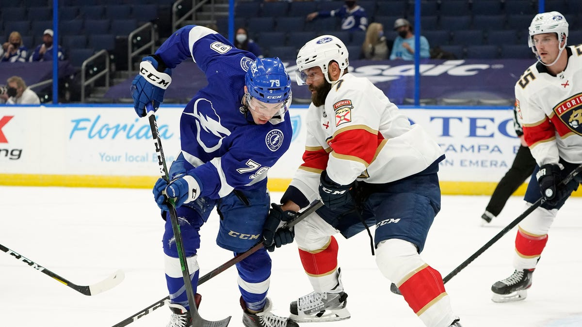 How to watch Tampa Bay Lightning vs. Florida Panthers Game 1 on TV, live stream