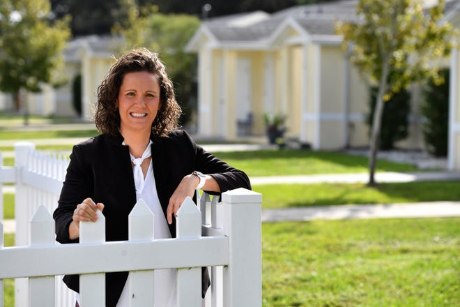 Erin Minor is the CEO of Harvest House.