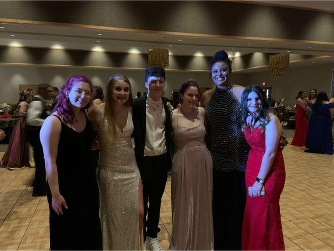 McLoud Prom was April 24.