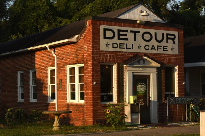 Detour Deli & Cafe at 510 Red Cross St. announced they are closed. [STARNEWS FILE PHOTO]