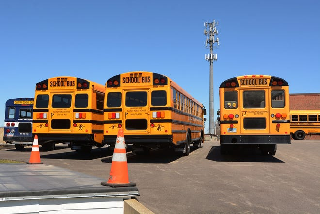 A school bus driver shortage forced Killingly schools to shift to remote learning on Monday. The situation, which isn't related to COVID, may continue today.