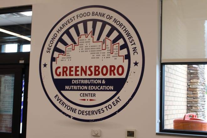Second Harvest Food Bank opened a new distribution and nutrition education center in Greensboro on April 19.