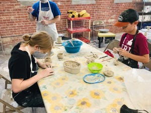 Panama City Center for the Arts will have week-long art classes for children and teens.