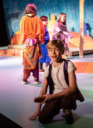 Emerald Coast Theatre Co. offers summer camp sessions in Miramar Beach, Panama City and Seaside. Students will put on a show for their final session.