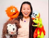 The Concord Free Public Library will host a free puppet show featuring Through Me to You Puppetry.