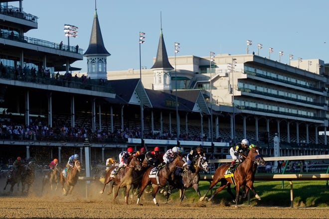 The 147th Kentucky Derby will be run Saturday at Churchill Downs, with most of the trainers sending horses postward having secured Paycheck Protection Program loans last year during the COVID-19 pandemic.
