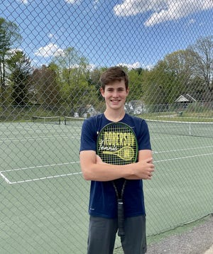 Roberson junior Matthew Peterson is the Citizen Times' Athlete of the Week!