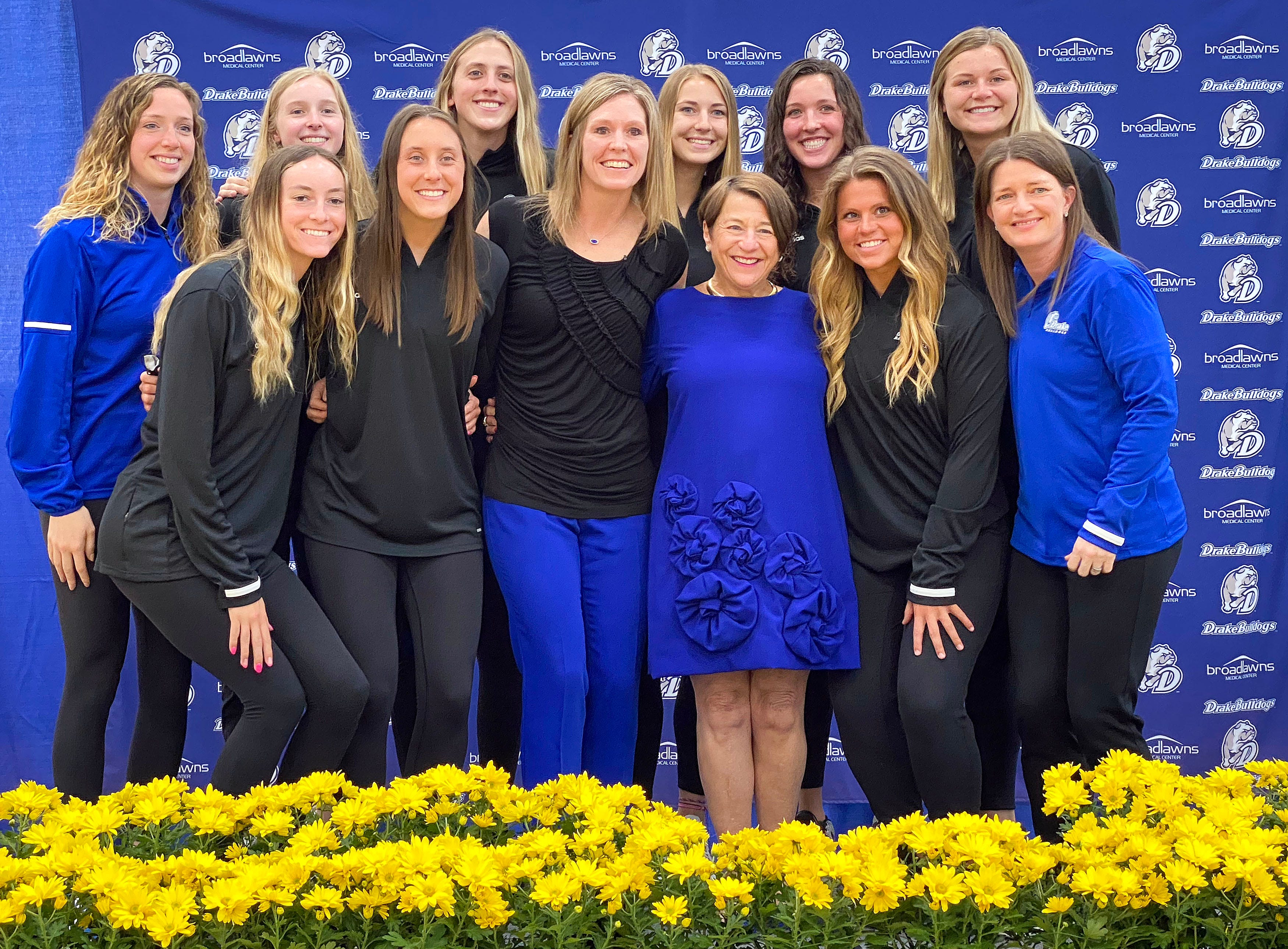 'I believe in this place' Allison Pohlman introduced as the Drake women's basketball head coach
