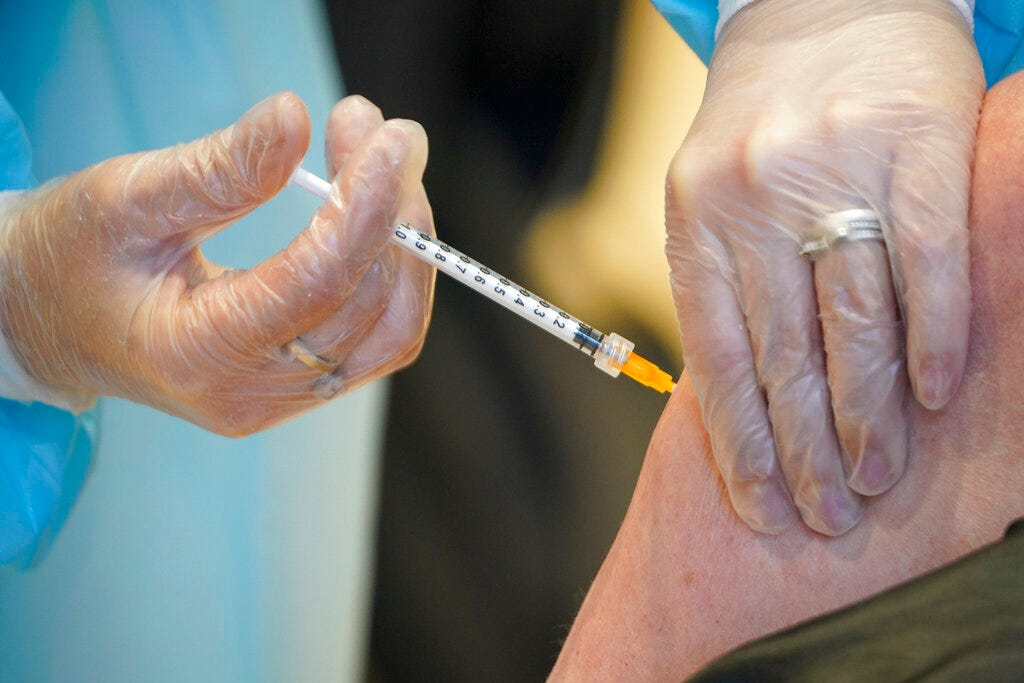 US will share AstraZeneca vaccines with world 1