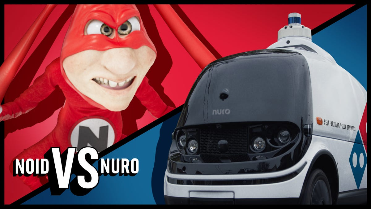 The Noid is back in Domino's Pizza commercials 1