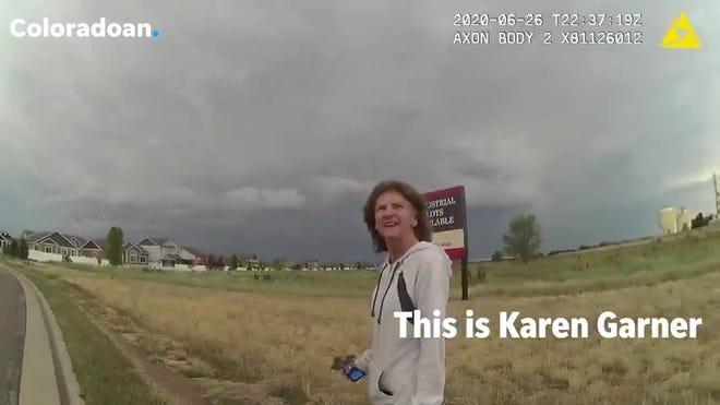 latest news Colorado cops involved in Karen Garner's forcible arrest resign