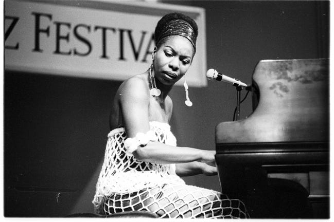 Singer Nina Simone, a native of Tryon. The NinaSimoneProjectwill hold a groundbreaking ceremony Saturday for the NinaSimoneArchive, a milestone 15 years in the making.