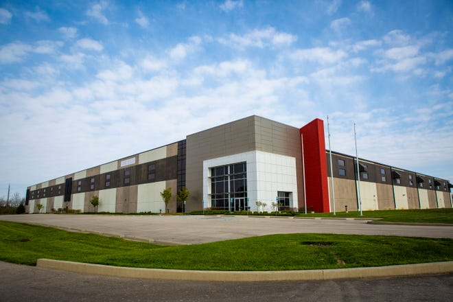 The Industria Centre Shell Building at 2450 Fuson Road still remains empty as of the end of April in 2021 after being completed in 2014. Delaware County has seen success in attracting new business with several other shell buildings over the past two decades.