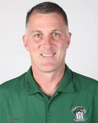 North DeSoto coach Jason Tinsley