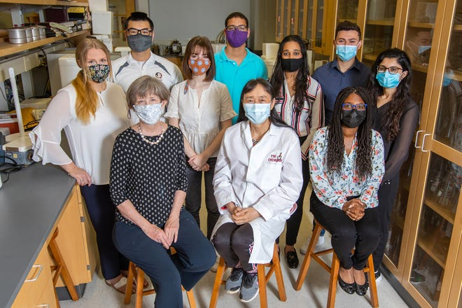 A team of Florida State University researchers is looking at what inhalation and ingestion of microplastic particles can do to humans on the cellular level. Researchers found that exposure to microplastics for only a few days caused human lung cells to slow down their metabolism.