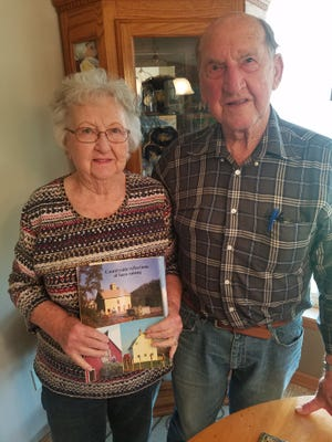 Stan and Margaret Muzatko are married 69 years and enjoy sharing memories of growing up on the farm.  They farmed in Dane County, milking cows in the same stone barn that his dad milked in.  The barn is one of only a few stone barns still standing in the state.