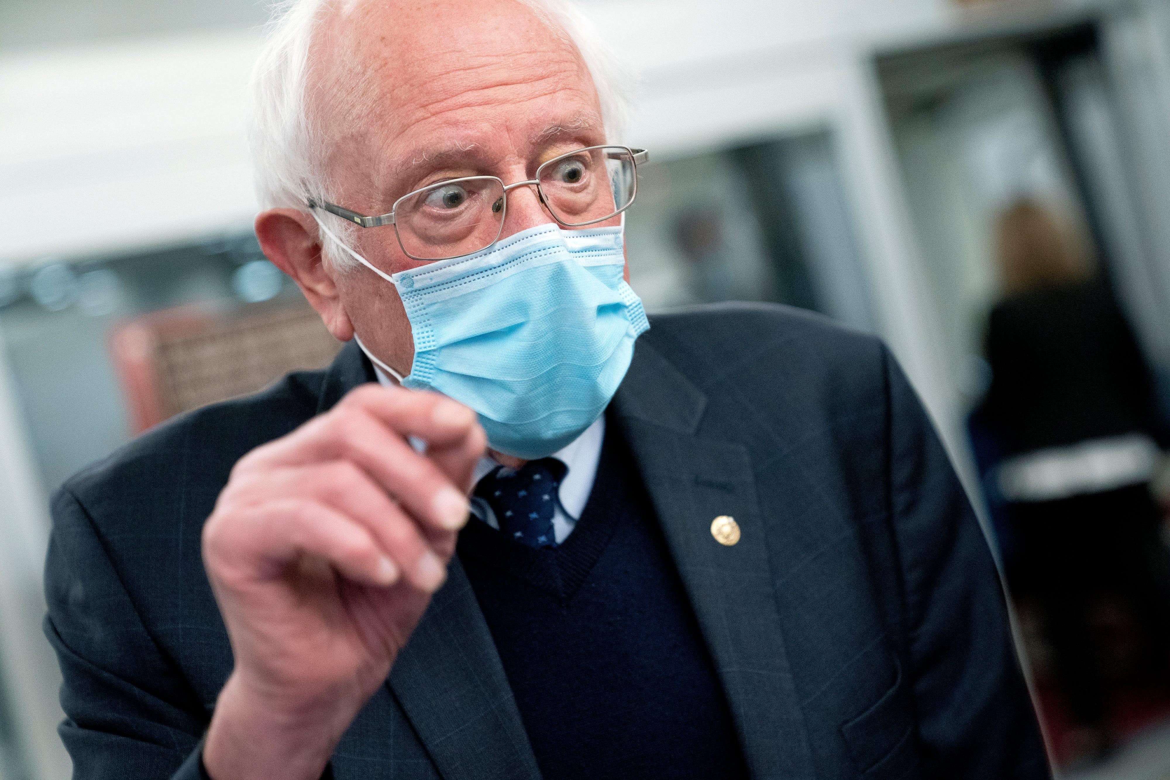 Democrats pressure Biden to include Medicare expansion, prescription drugs in his American Families Plan