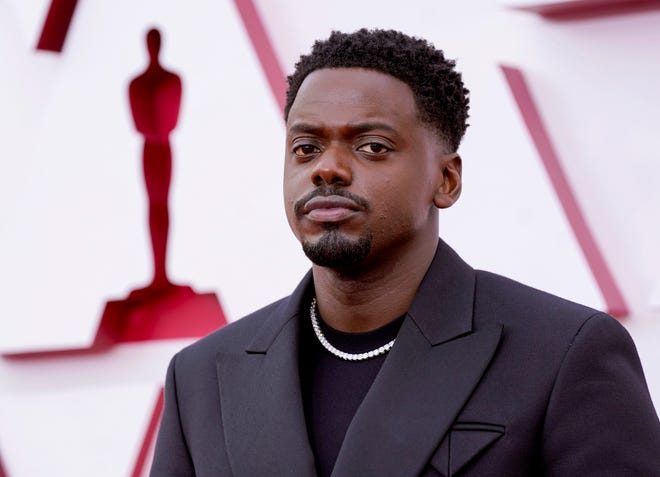 """Daniel Kaluuya won best supporting actor for """"Judas and the Black Messiah"""" at the 93rd Academy Awards."""