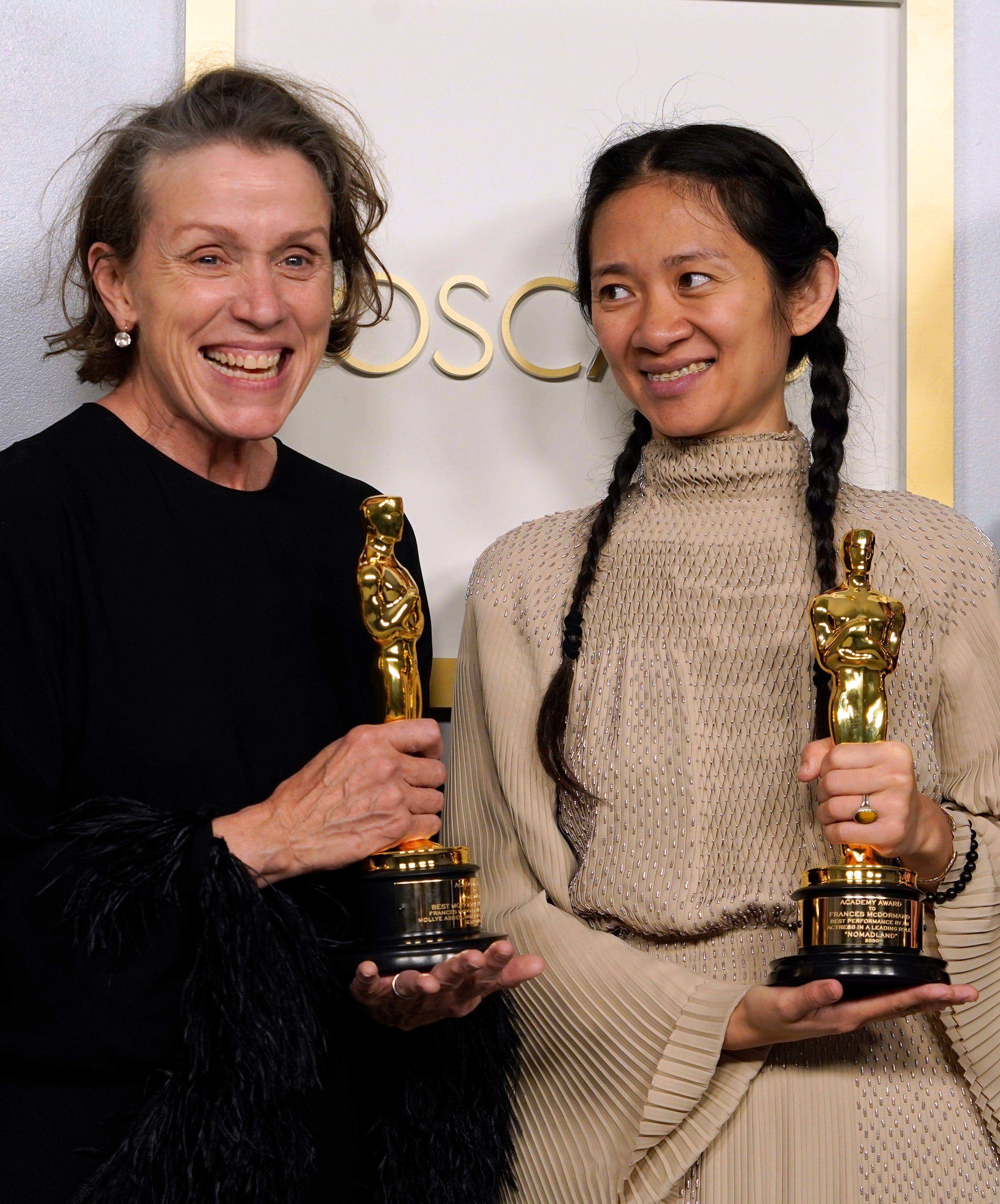 Frances McDormand talks  catharsis  of Oscar-winning  Nomadland,  says co-stars didn t know she acts