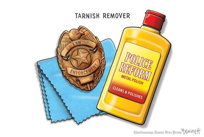 Tarnish remover