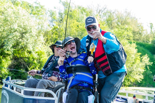 Camp Big Sky is reeling it in again for their 12th Annual Fishing Tournament to be held Saturday, May 15 (rain date-Sunday May 16) located at Giant Goose Ranch 25369 N. Goose Ranch Rd, Canton.