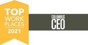 Columbus CEO's Top Workplaces 2021