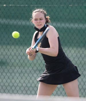 Laura Haley picked up her 60th career victory for The College of Wooster over the weekend.