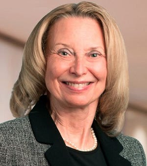 Kathy Pape has been appointed for a new term on the Edinboro University Council of Trustees.
