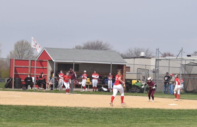 Orion softball takes the field