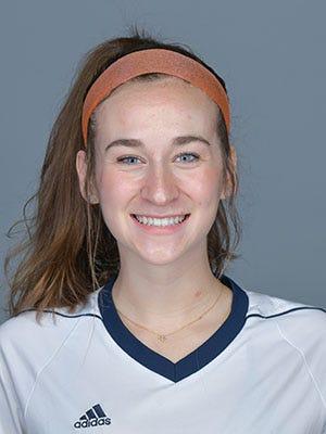 Jenna Mustapha, Hope College women's soccer