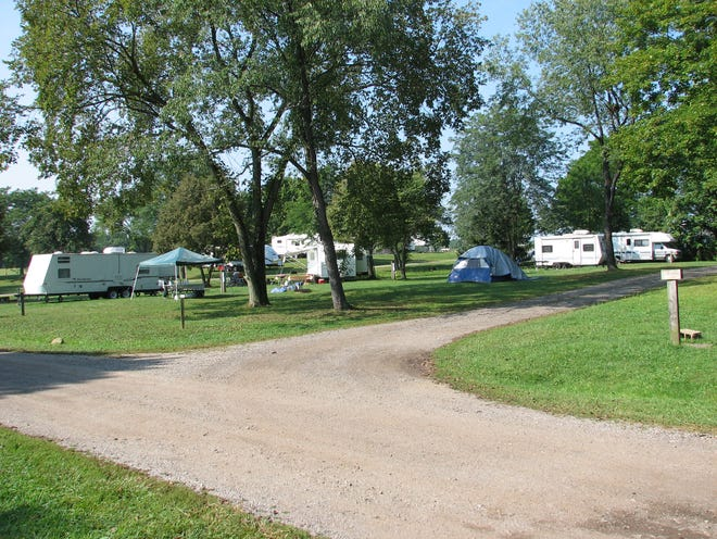 Silver Springs Campground in Stow welcomes camping enthusiasts, from tent campers to those with trailers and RVs.