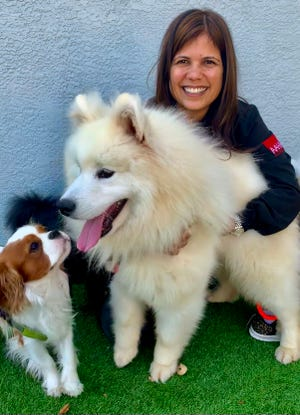 Mitsie Vargas, 51, whose Orchid Springs Animal Hospital has operated in Winter Haven for a quarter century, talks about the bond between humans and animals.