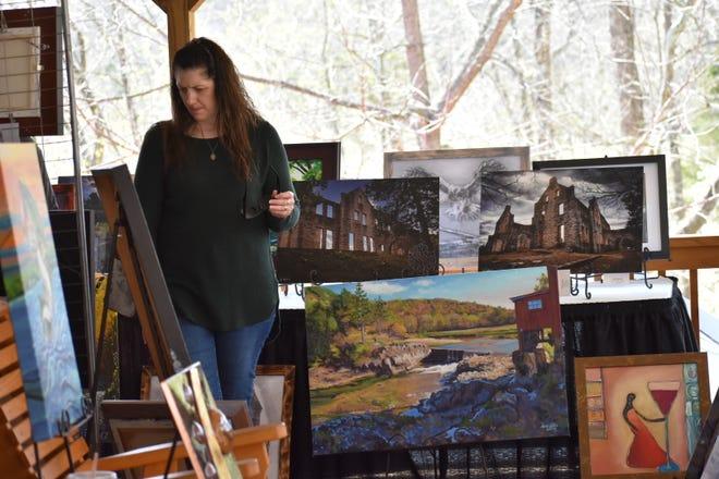 Stark Caverns hosts the 2021 Craft Fair and Art Show.